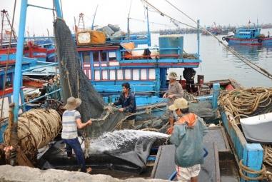 Đà Nẵng: Đảm bảo an toàn cho các tàu khai thác hải sản xa bờ